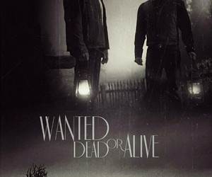 dean winchester, edit, and supernatural image