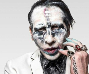 antichrist, say10, and Marilyn Manson image