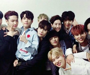 got7, day6, and bambam image