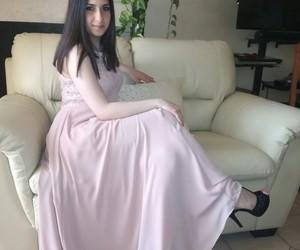 abito, cerimonia, and moda image