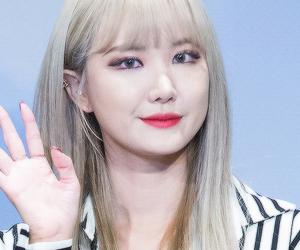 icon, ahn hyo jin, and kpop image