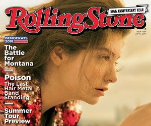 magazine cover, rolling stone, and ️lorde image
