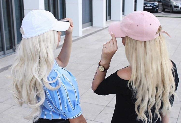 bff, bffs, and blondie image