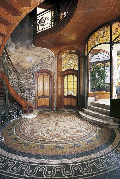 decor, home decor, and entrance image
