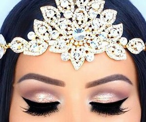 fashion, beauty, and makeup image