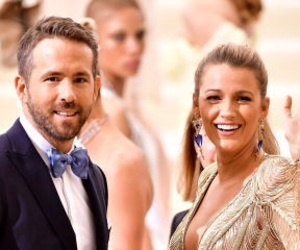 blake lively and ryan reynolds image