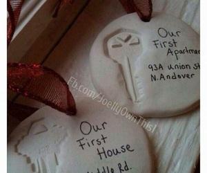 key, couple, and diy image