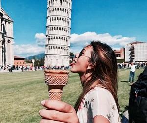 ice cream, travel, and photography image
