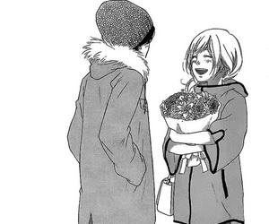 manga, ao haru ride, and futaba image