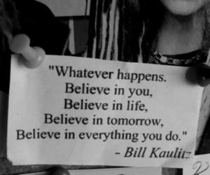 bill kaulitz, quote, and tokio hotel image