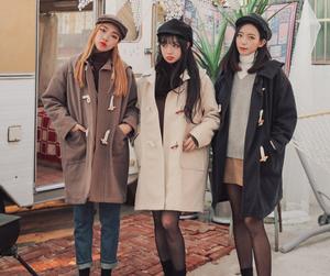 autmn, korean fashion, and ulzzang image