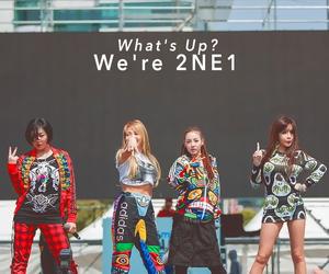 2ne1, CL, and dara image