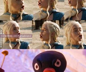 funny, game of thrones, and got image