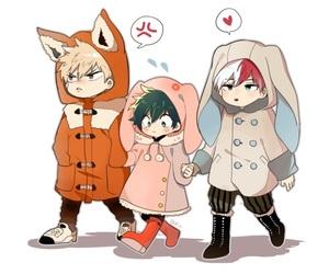 anime, boku no hero academia, and boku no hero image