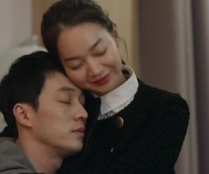 couples, korean, and shin min ah image