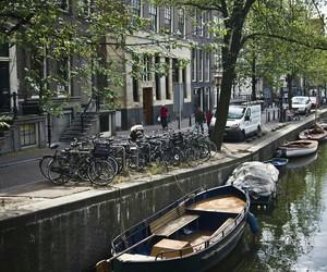 amsterdam, beauty, and wanderlust image