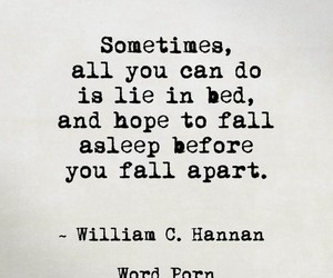 bed, hurt, and poems image