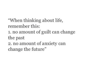 quotes, anxiety, and future image
