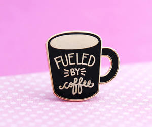 coffee addict, etsy, and pin image