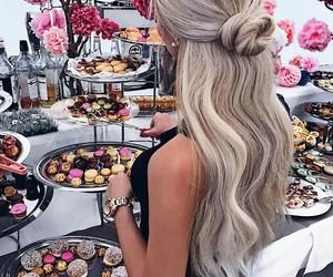 classy, fashion, and desserts image