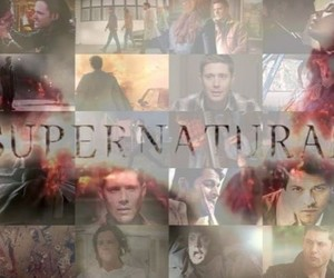 edit, spn, and tv show image