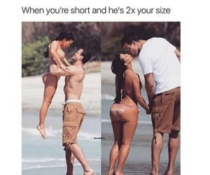 funny, tall guys, and height image