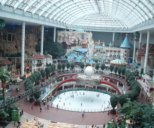 lotte world, seoul, and travel image