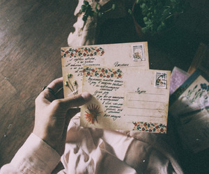 handwriting, Letter, and letters image