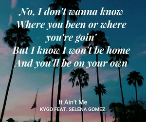 fav, Lyrics, and selena gomez image