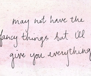 everything, handwritten, and Lady gaga image