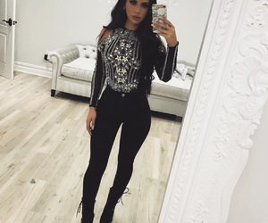 body, fashion, and goals image