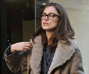 coat, glasses, and jacket image