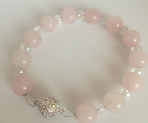 etsy, magnetic clasp, and pink image