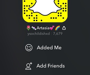 friends, i add back, and kpop snapchat image