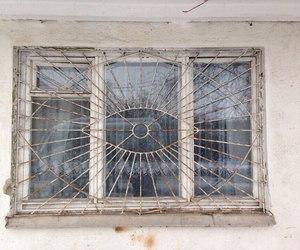 eye, vfd, and window image