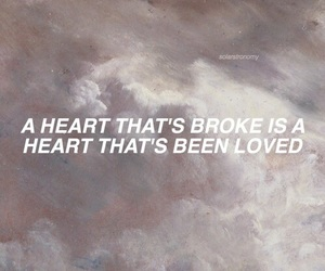 ed sheeran, heart, and quote image