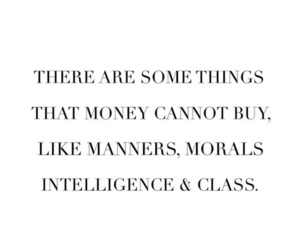 quotes, class, and money image