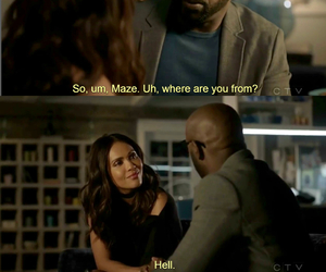 hell, lucifer, and maze image