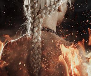 game of thrones, daenerys targaryen, and beautiful image