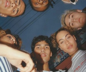 90s, aesthetic, and squad image