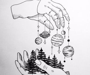 tumblr and forest.planets image