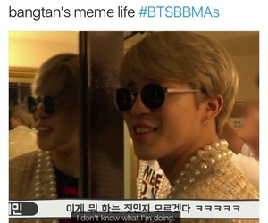 funny, jin, and memes image