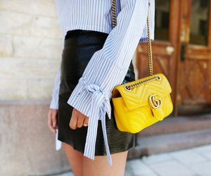 blogger, girl, and gucci image
