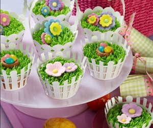 basket, colors, and easter image