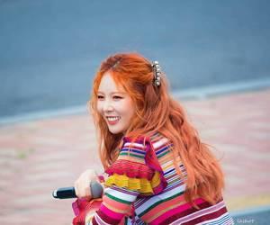 beautiful, girl, and hyuna image