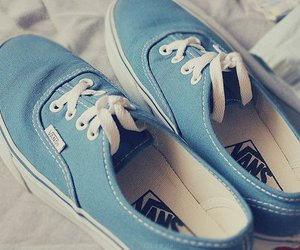 blue shoes, picture, and photo image