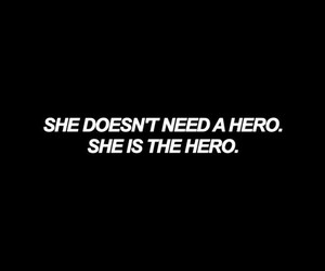 quotes, hero, and black image