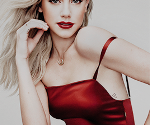 blonde, pretty, and riverdale image