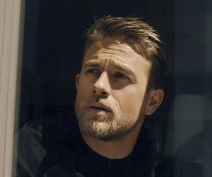 beard, celebrity, and Charlie Hunnam image