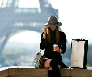 fashion, paris, and gucci image